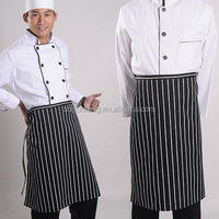 T/C 108x58 twill fabric for apron of restaurant waiter