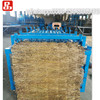 super quality rice straw mat weaving machine/reed mat knitting machine
