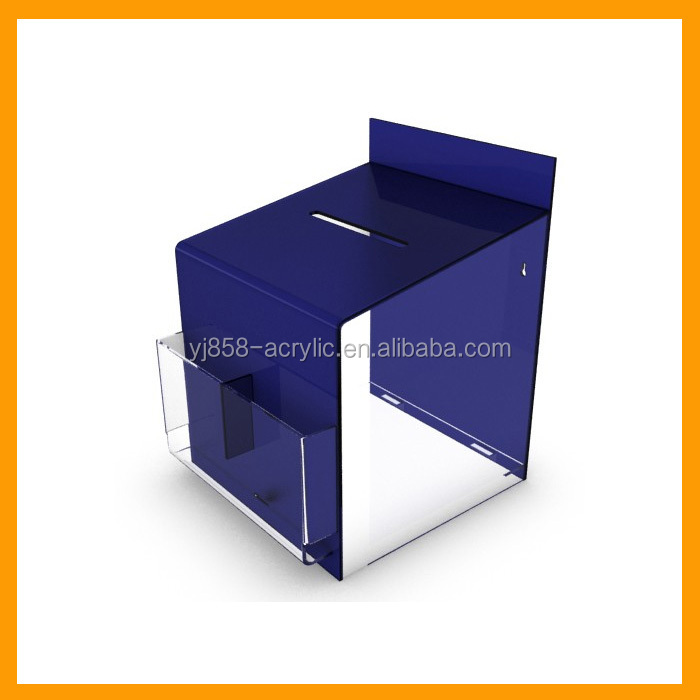 Acrylic Box Letters : Cheap wholesale clear acrylic letter box buy