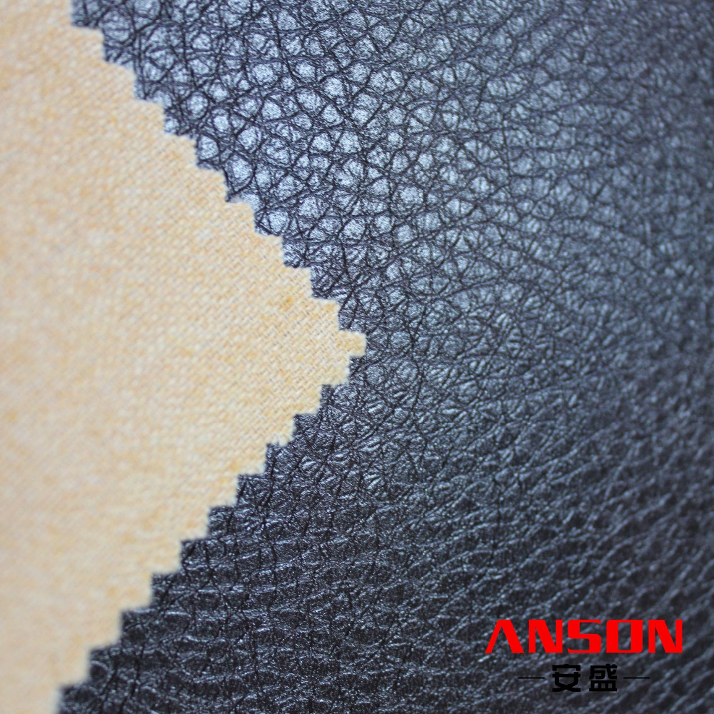 AR107 Embossed pu leather fabric