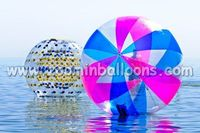 colorful good quality inflatable water walking ball for sale WB18
