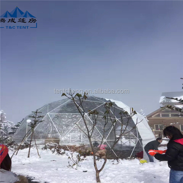 Supply all kinds of high quality dome tent,geodesic dome for sale
