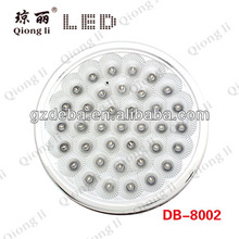 New Universal Round LED Dome Light Interior Light Car Truck RV Boat