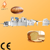 High speed Commercial Bread Making Machines/ Hamburger processing production line