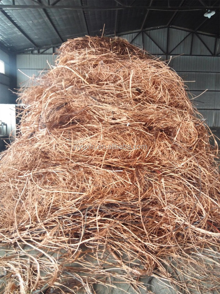 copper wire scrap 99.99% competitive price for provide 658
