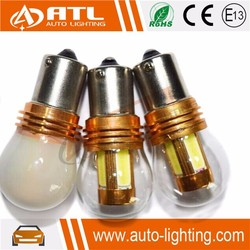 Latest high bright led chip XPE XML T20,S25,FOG 5W,7W,10W 12v 8w led car bulb