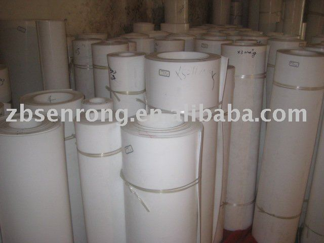 100% virgin ptfe sheet