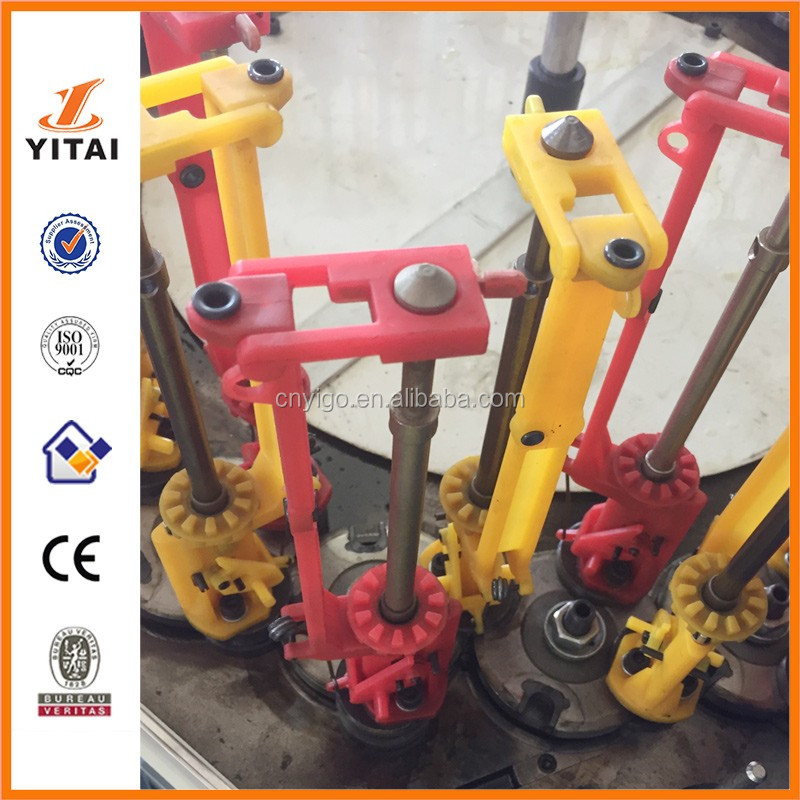 Yitai Braiding Machine Spindle, Braiding Carrier, Braiding Bobbin