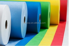 China Factory Directly Cheaest PP Nonwoven Fabrics for PLA spunlace nonwoven PLA Spunlace Nonwoven