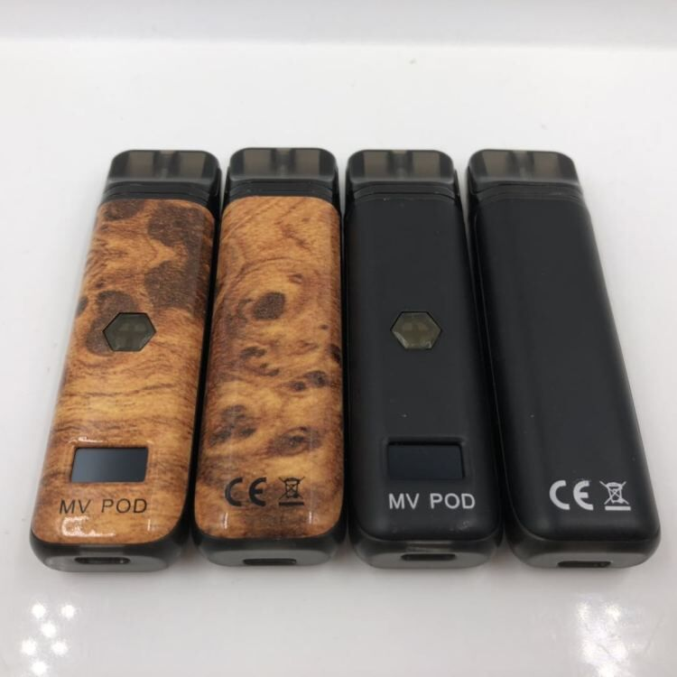 Latest Vaping open pod System MV Vape Pod Mod With Reusable vape pods Cartridge