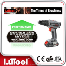 LUTOOL Professional brushless dc motor cordless drill