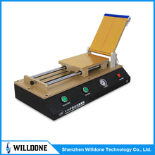 Built-in Vacuum Automatic Tablet OCA Laminating Refurbish Machine