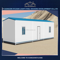 50mm/75mm Sandwich Panel Modified Mobile Living Container House