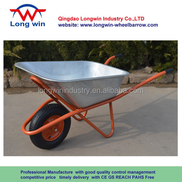 Best price single wheel industrial function wheelbarrow