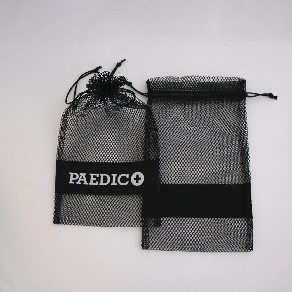 Customized Recycled Poly Mesh Soap Saver Pouch With Logo