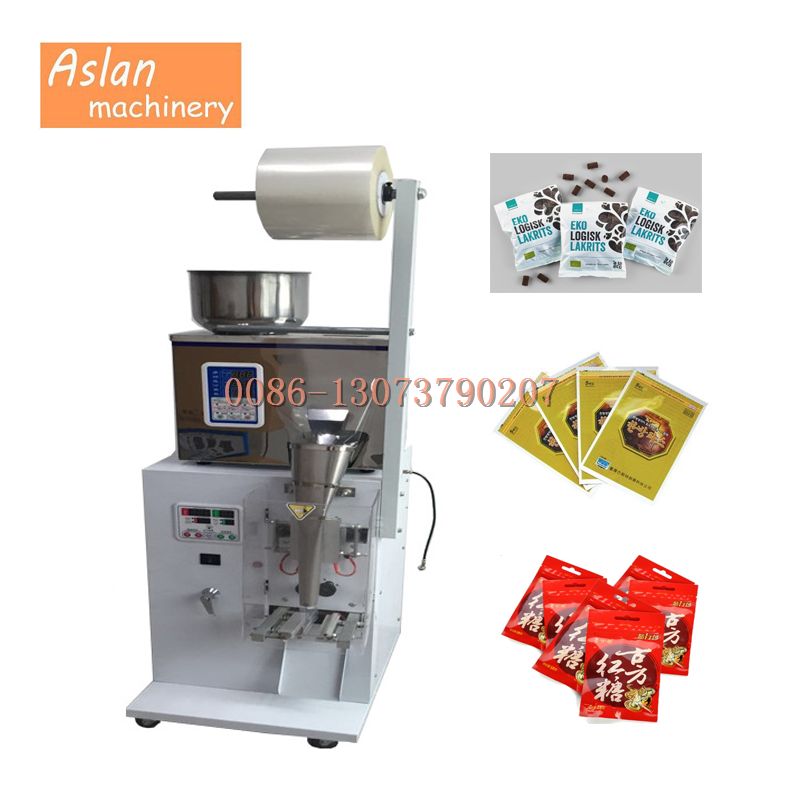 automatic sugar packaging machine/tea powder bag packing machine/coffee powder filling sealing machine
