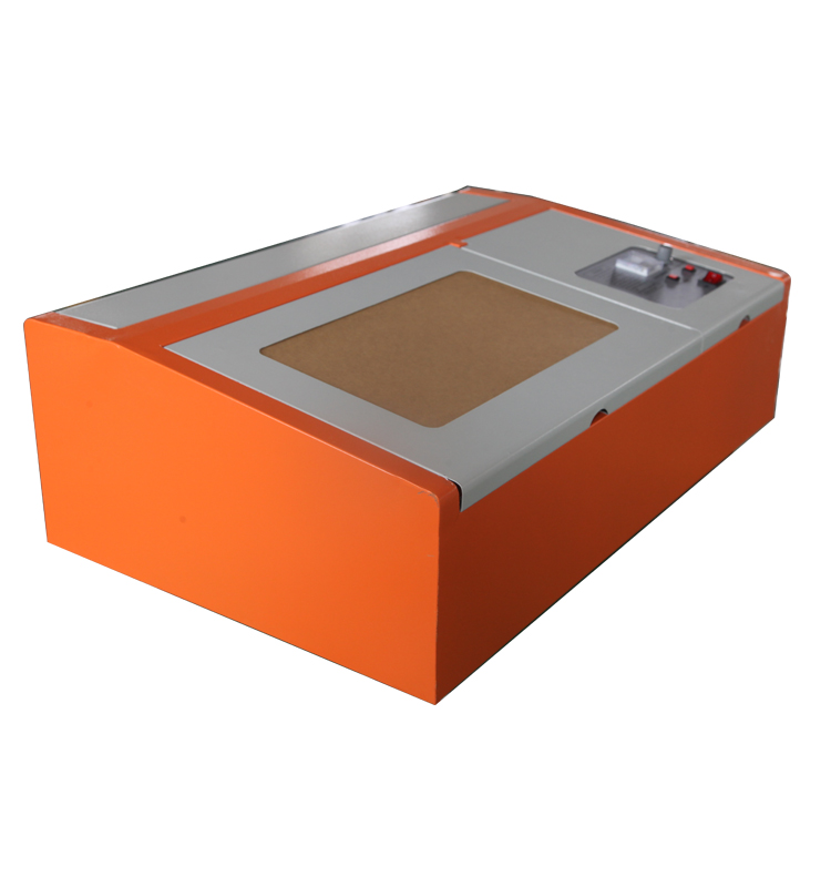 liaocheng desktop laser cutter 40w co2 laser engraving cutting machine kh 3020 3040 price