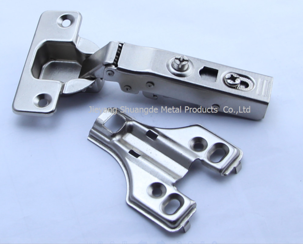 Dubai hot selling butterfly clip on hydraulic hinge