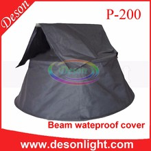 Outdoor light rain cover for moving head light