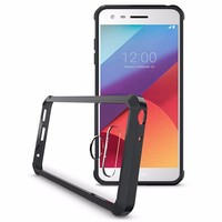 Factory in Stock Cheap Price Air Shockproof Cornor TPU+PC Hybrid Protective Case Mobile Phone Back Cover for LG G6