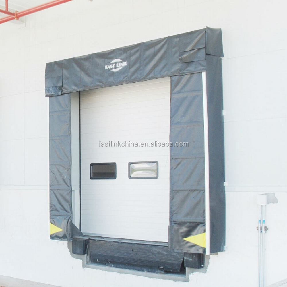 Sectional Doors Product : Industrial fire rated sectional overhead doors ce