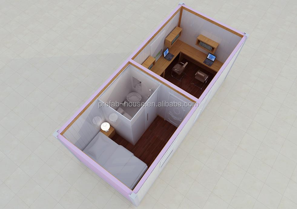tragbare wirtschaftlich beweglichen fertighaus anh nger kleine fertigh user fertighaus produkt. Black Bedroom Furniture Sets. Home Design Ideas