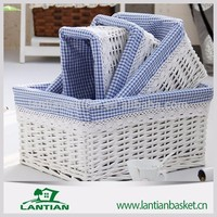 2015 Hot promotional new general style willow basket