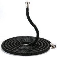 2018 Expandable Snake Hose garden hose /Expendable garden water hose/Magic hose reel 25 50 75 100FT