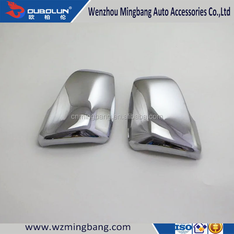 new arriving ABS Chrome Door/Side Mirror Cover For BMW X1 2016 Car Exterior Accessories car-styling