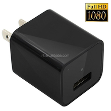 HD 1080P 32GB USB Charger Camera Covered Lens AC Plug Charger DVR USB Adapter Security Cameras