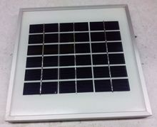 high quality small solar pv panels 5watt/ mini mono 5w 5.5v solar module