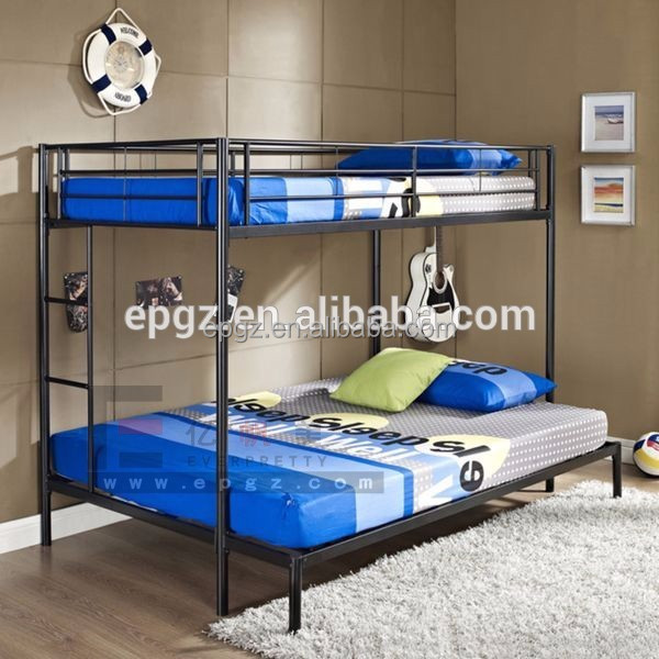 School Furniture Type And Commercial Furniture General Use Metal Frame Bunk Beds Used Bunk Beds For Sale