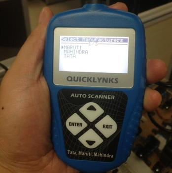 Indian Car Scanner,OBD2 Indian Auto Code Reader T65, View Indian car  scanner, QUICKLYNKS Product Details from Shenzhen Leagend Optoelectronics  Co ,