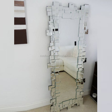 Hot sale full length wall mirror with light illuminated