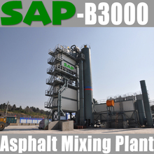 SAP-B3000 Asphalt Mixing Plant Batching Type