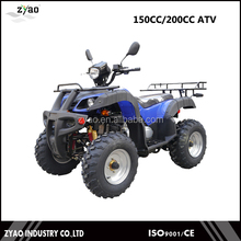 Cheap 150cc/200cc quad bike bull Farm ATV automatic ATV for sale with CE approved