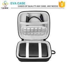 Easy Carry Locking Hard Plastic External Hard Disk Case