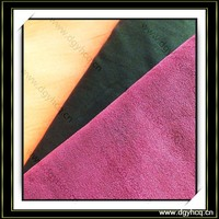 Useful YH Faux Suede Leather Artificial