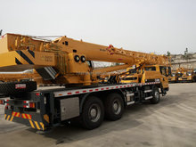 Used XCMG 25ton crane inflatable crane pool floats for sale in shanghai