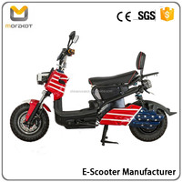 Morakot 2016 Cool Style Low Price Sporty 1200W/2000W Chinese Racing Electric Motorcycle Zuma