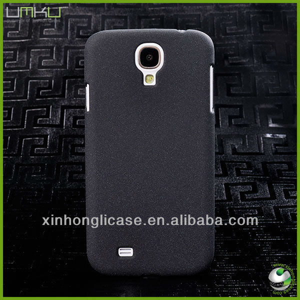 Frosted case for samsung galaxy s4 i9500 matte case rock snad case