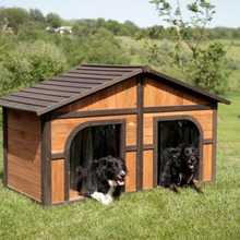 Factory cheap Fashion Design Wooden Pet House/Dog Kennel