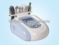 VY-Q05 5 in1 facial skin care beauty machine Ultrasonic facial massage