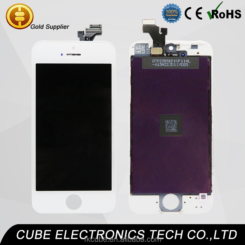 Wholesale LCD screen for iPhone 5s, Gold supplier for iphone 5 LCD screen 100% brand new original AAA+