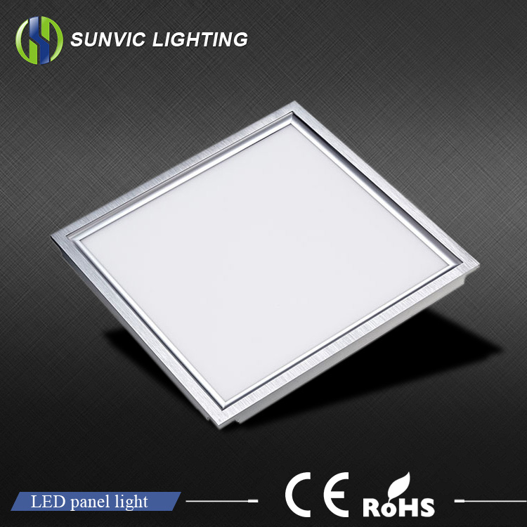 ultra thin lighting led panel 30x30 18w for office kitchen