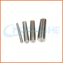 China supplier aluminum threaded rod