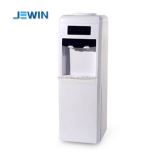 Plastic floor standing bottle water dispenser with child lock