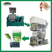 Plastic Extrusion Equipment With Making Silicone