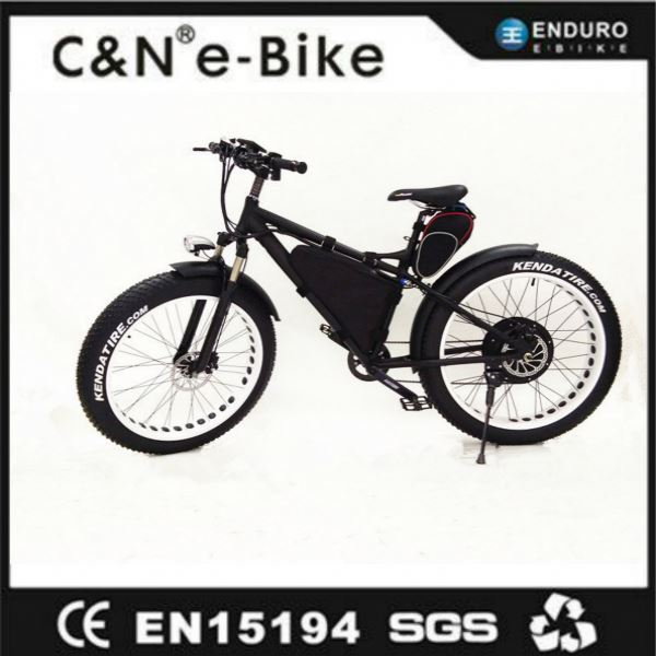 BTN new modern style fat tyre electric bike for sale
