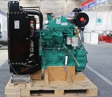 Genuine 4BT3.9-G2 generator set diesel engine assembly 4bt 3.9 cummins for sale